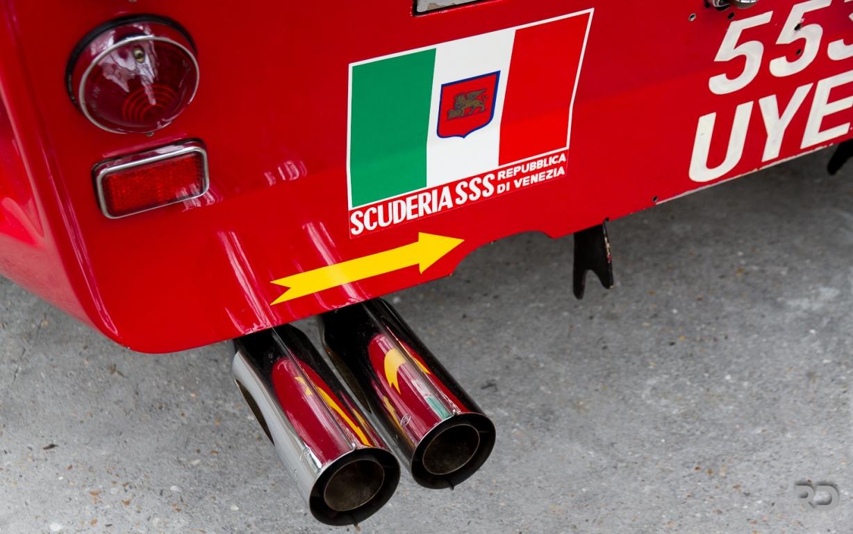 Tout Auto 2014 - Grand Palais - Ferrari 250 GT Breadvan - Raphael Dauvergne