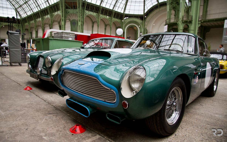 Tout Auto 2014 - Grand Palais - Aston Martin - Raphael Dauvergne
