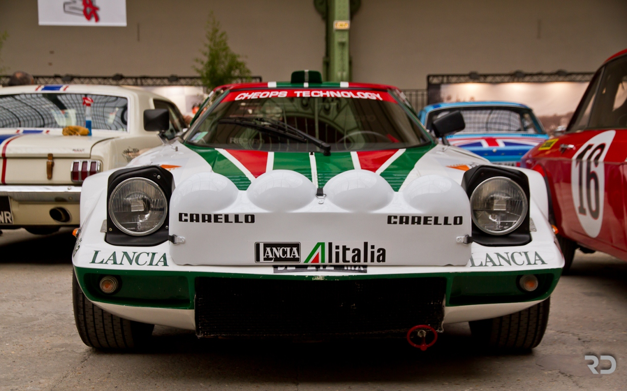 Tout Auto 2014 - Grand Palais - Lancia Stratos - Raphael Dauvergne