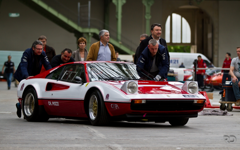 Tout Auto 2014 - Grand Palais - Ferrari 308 - Raphael Dauvergne