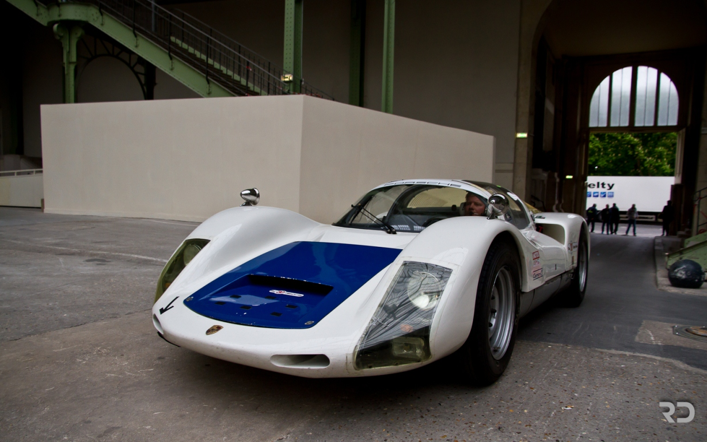 Tout Auto 2014 - Grand Palais - Porsche 906 - Raphael Dauvergne