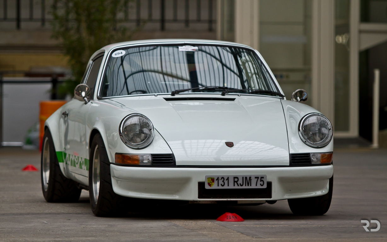 Tout Auto 2014 - Grand Palais - Porsche 911 2.7 RS  - Raphael Dauvergne