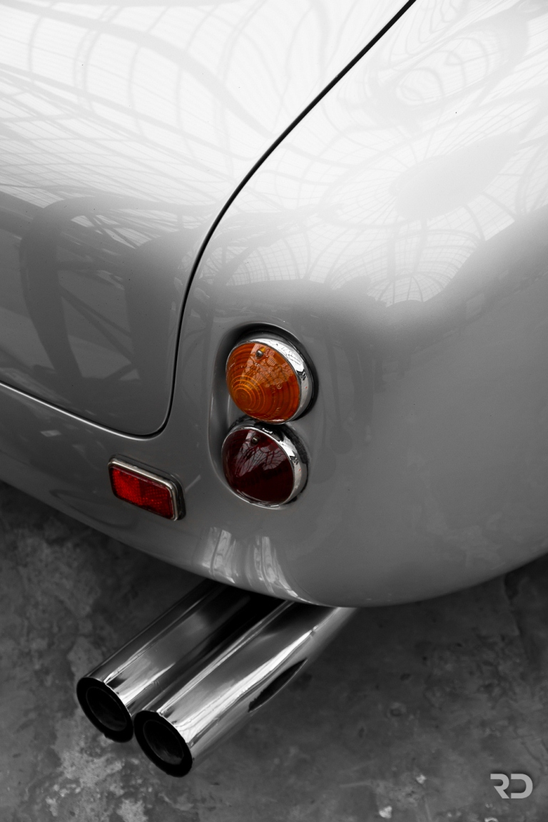 Tout Auto 2014 - Grand Palais - Ferrari 250 GT - Raphael Dauvergne
