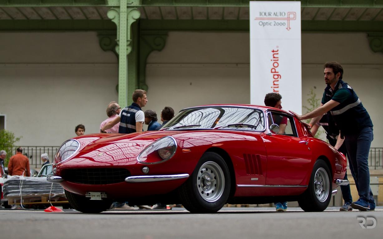 Tout Auto 2014 - Grand Palais - Ferrari 275 GTB - Raphael Dauvergne