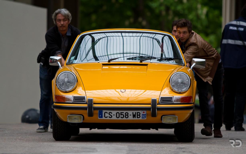 Tout Auto 2014 - Grand Palais - Porsche 911 - Raphael Dauvergne