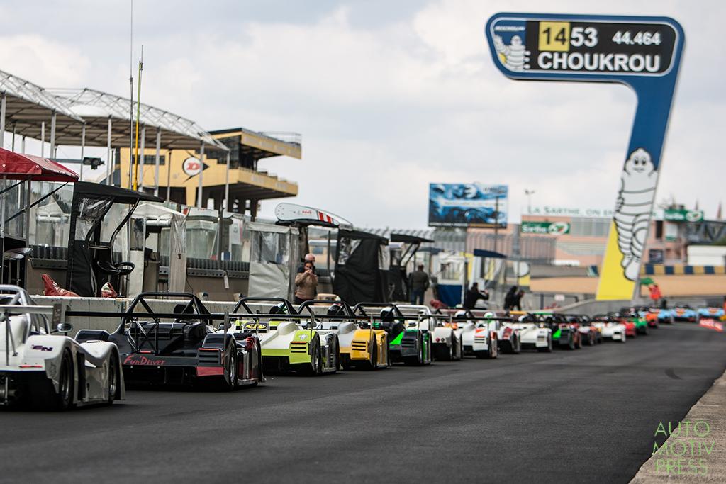 Challenges Endurance Series V de V