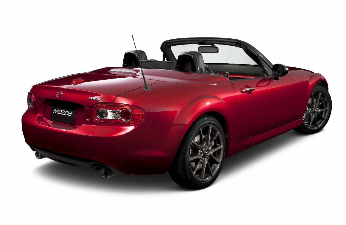 Mazda MX-5 25th anniversary type NC
