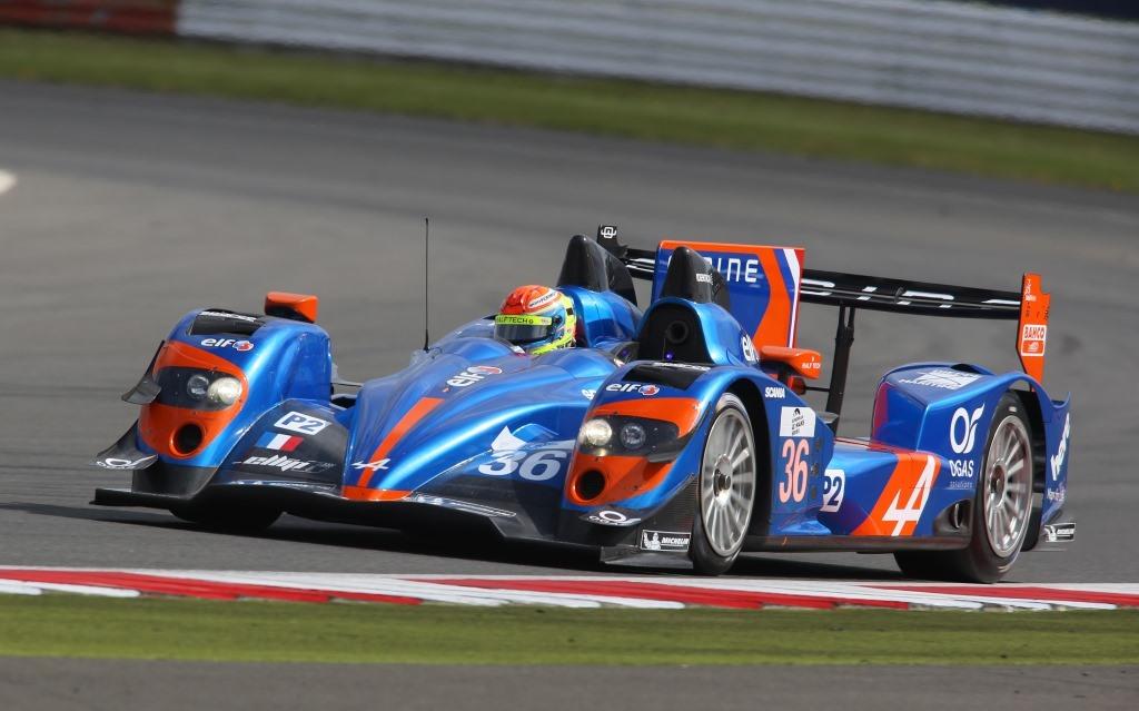 European Le Mans Series - Silverstone 2014 - Signatech Alpine A450