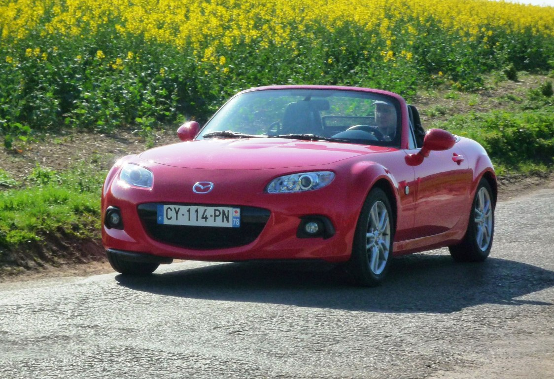 Mazda MX-5 1.8L Soft Top