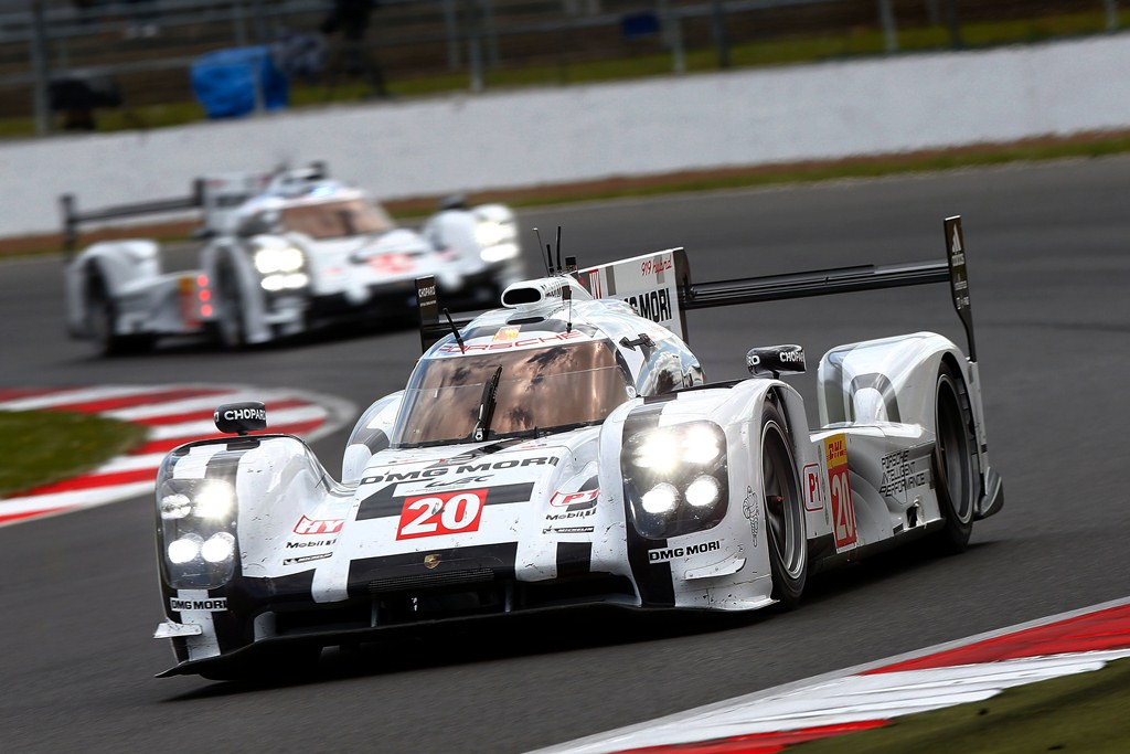 World Endurance Championship - Silverstone 2014 - Porsche 919 Hybrid n°20
