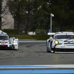 Prologue 2014 FIA WEC : Porsche devant !