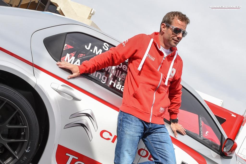 WTCC le Castellet Paul Ricard 2014 - Sébastien Loeb