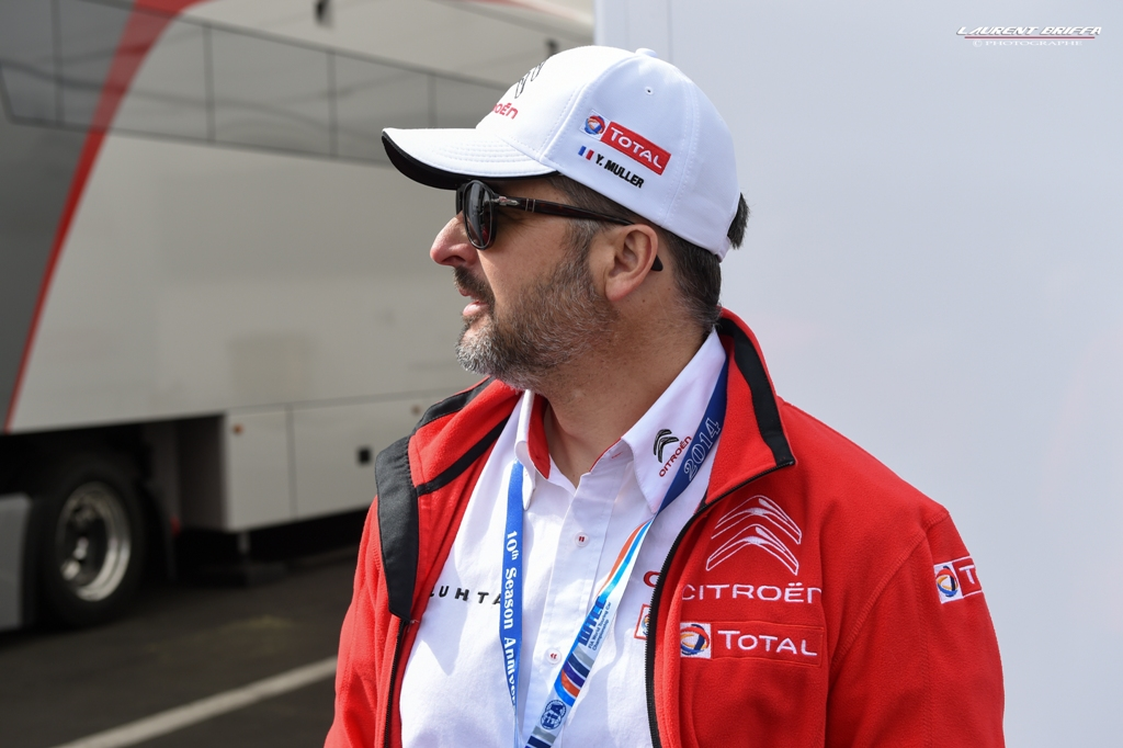 WTCC le Castellet Paul Ricard 2014 - Yvan Muller