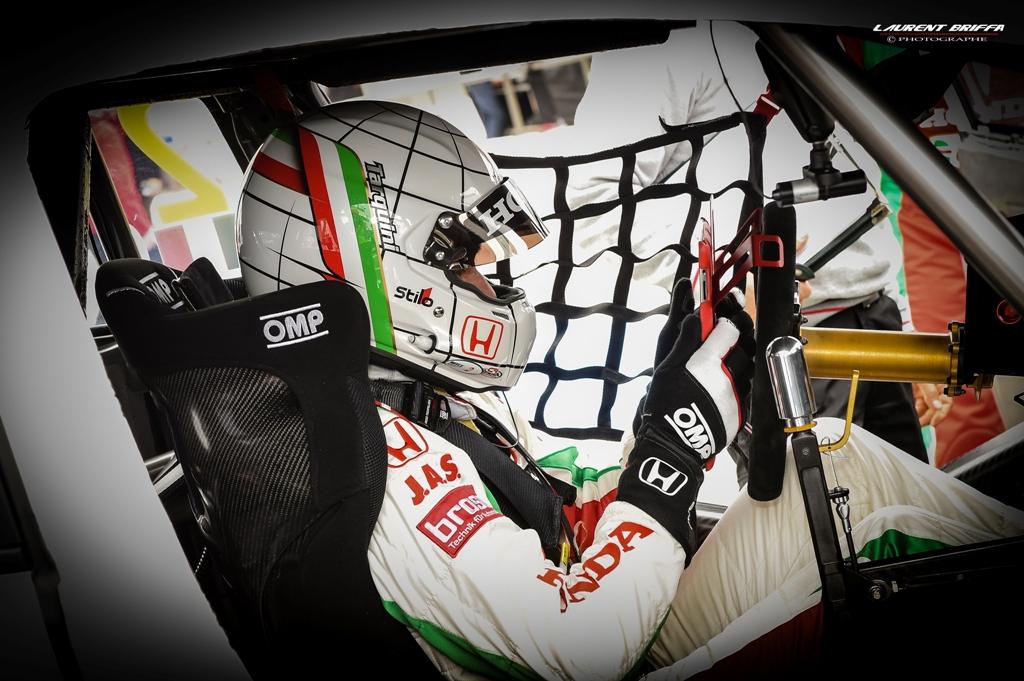 WTCC le Castellet Paul Ricard 2014 - Gabriele Tarquini