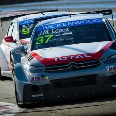 WTCC Castellet : victoire Citroën pour Muller et Lopez