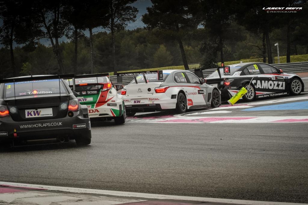 WTCC le Castellet Paul Ricard 2014