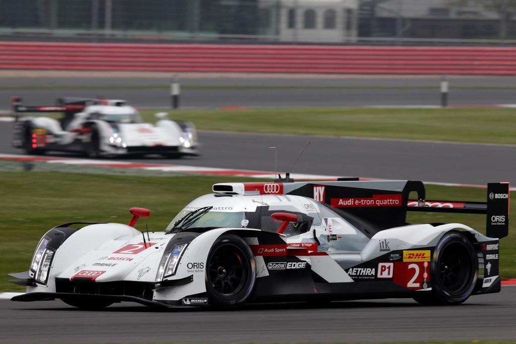 World Endurance Championship - Silverstone 2014 - Audi R18 e-Tron n°2
