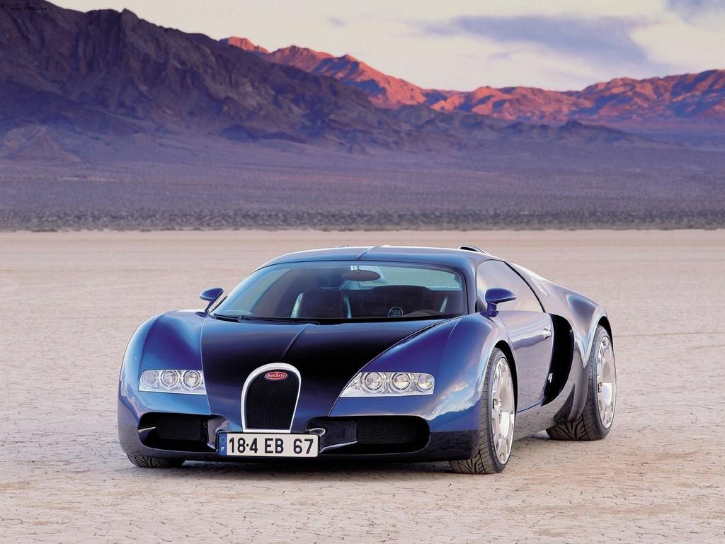 Bugatti Veyron 16-4