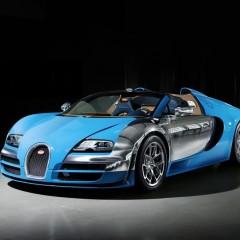 Bugatti Veyron : rien n'est trop beau, rien n'est trop cher…