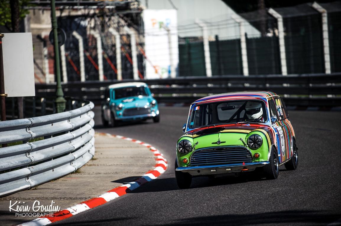 Grand Prix de Pau Historique 2014 - Maxi 1000 - Kevin Goudin photographie