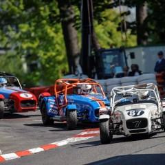 Grand Prix de Pau Historique 2014 : Challenge Caterham