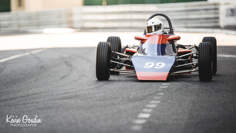 Grand Prix de Pau Historique 2014 - Formule Ford Classic - Kevin Goudin photographies