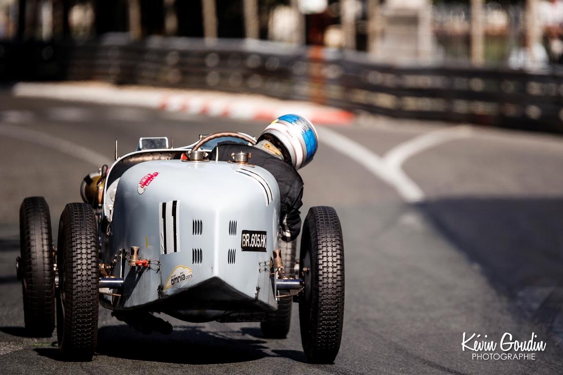 Grand Prix de Pau Historique 2014 - Légendes d'Avant Guerre - Kevin Goudin photographie