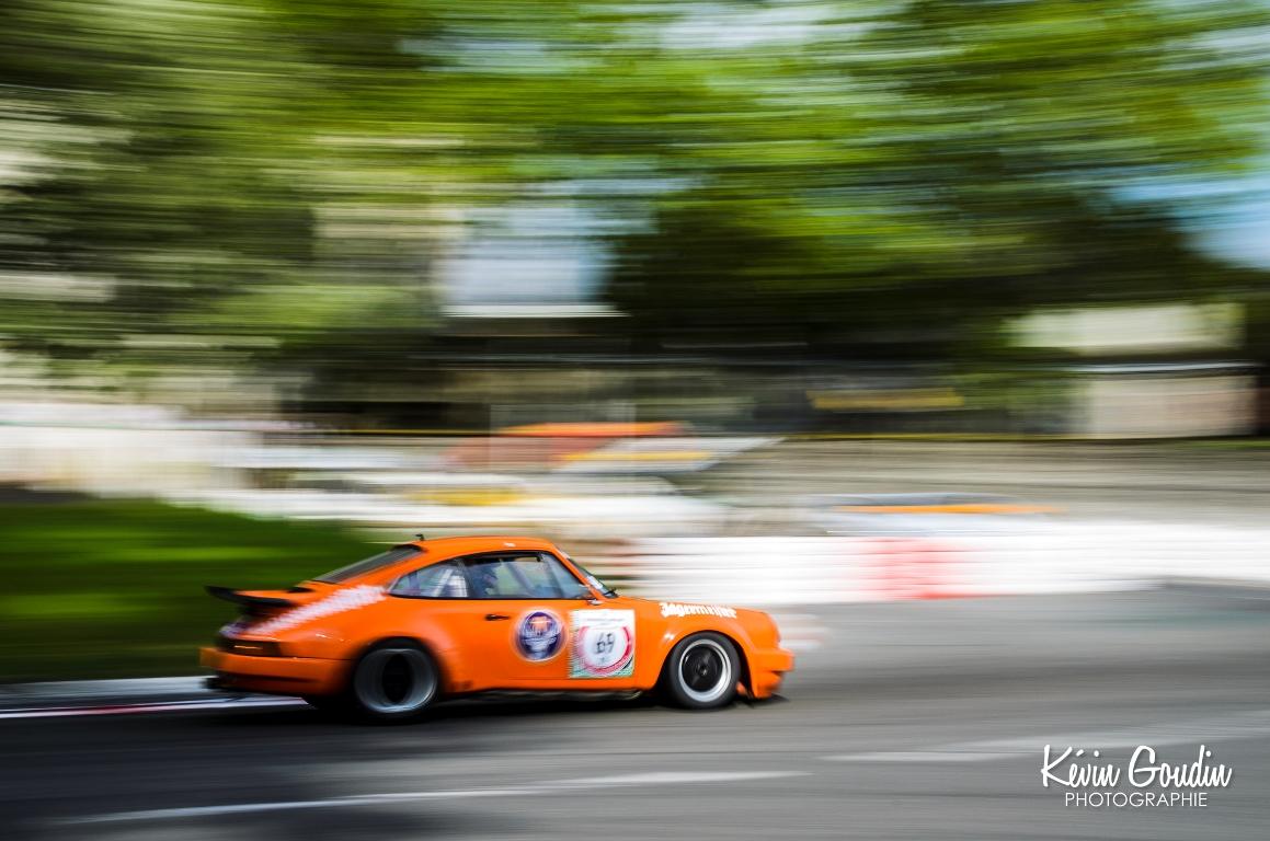 Grand Prix de Pau Historique 2014 - Historic Endurance - Kevin Goudin photographie