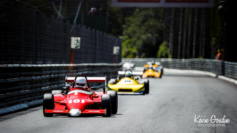 Historique 2014 - Formule 3 - Kevin Goudin photographie