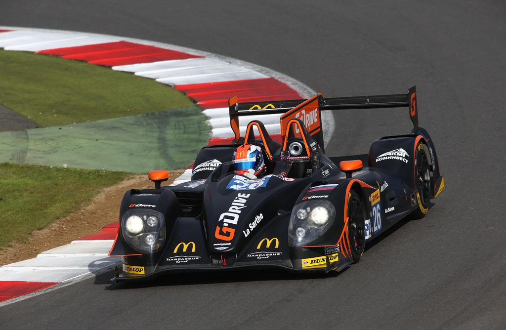 Endurance WEC Spa 2014 - G Drive Racing n°26