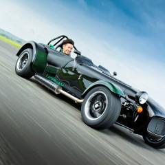 Caterham Seven 250R Kamui Kobayashi : Série ultra limitée pour le Japon