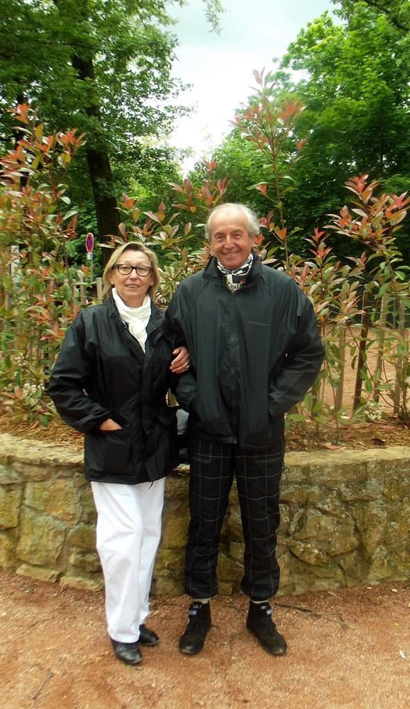 Grand Prix de Lyon 2014 - Les époux Rousseau