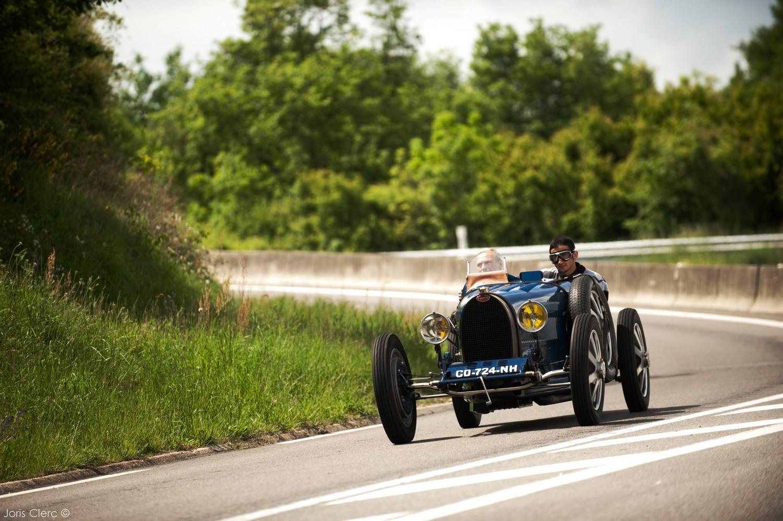 Grand Prix de Lyon 2014 - Bugatti 35