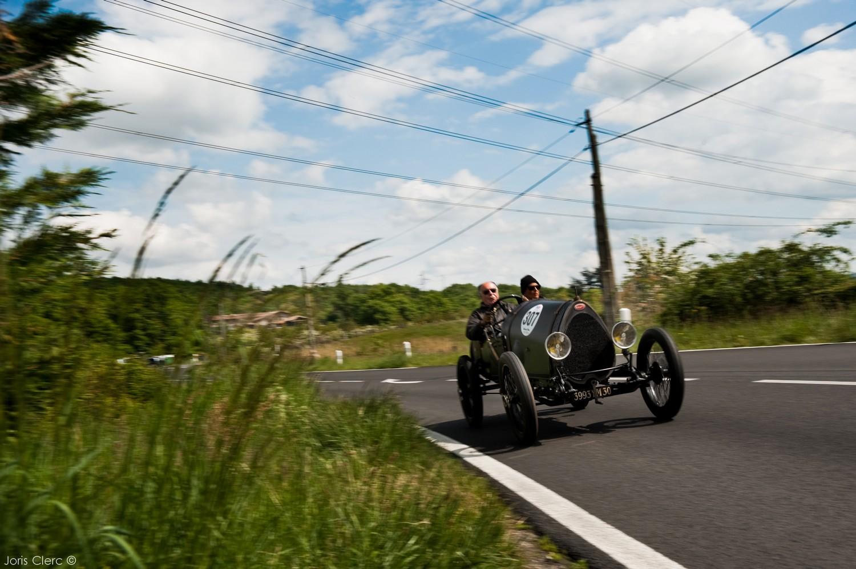 Grand Prix de Lyon 2014 - Bugatti T13 Brescia 1921