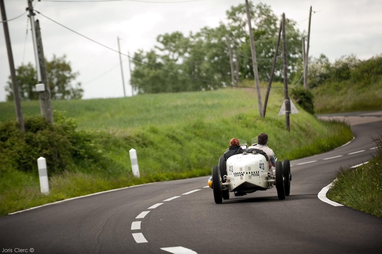 Grand Prix de Lyon 2014- Bugatti 51 1931