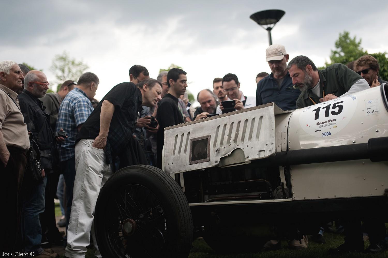 Grand Prix de Lyon 2014 - Opel GP Rennwagen 1913