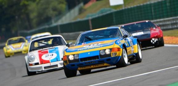 Spa Classic 2014 : un succès sous le soleil des Ardennes Belges