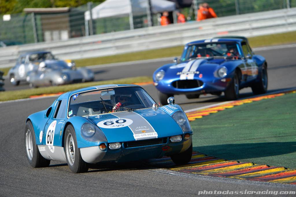 Spa Classic 2014 - Peter Auto