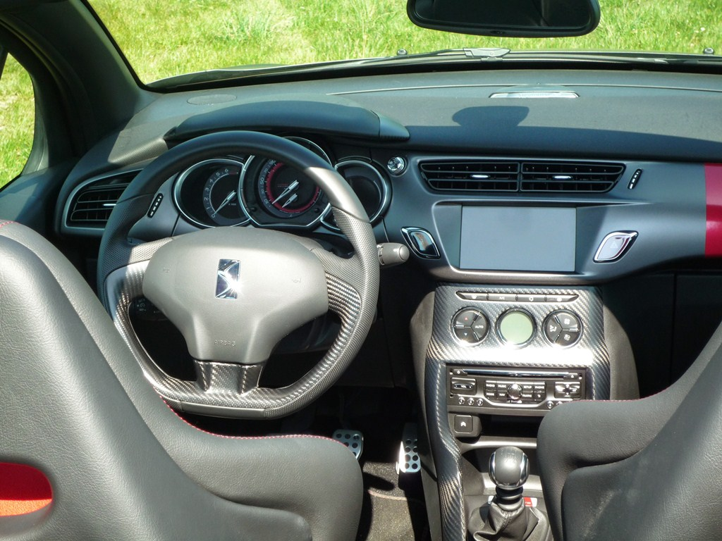 Citroën DS3 Cabriolet Racing