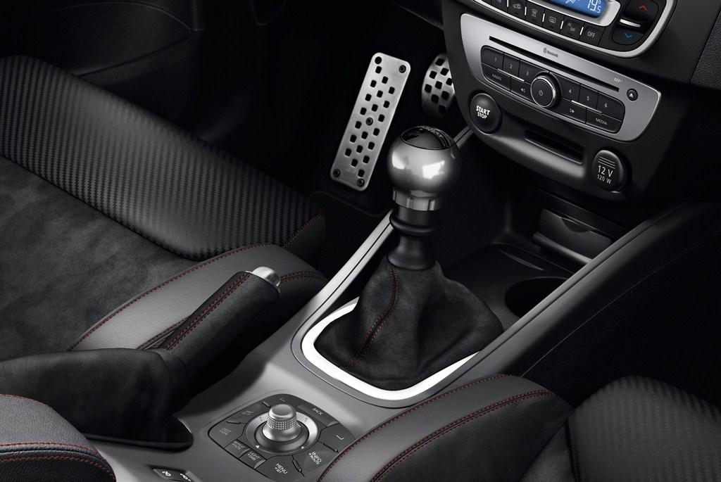 Renault Megane RS 275 Trophy
