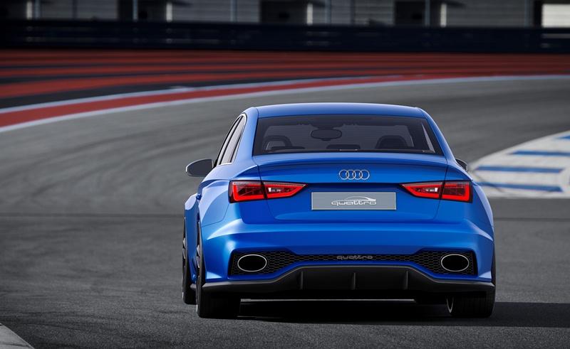 Audi Concept A3 Clubsport Quattro