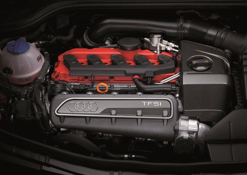 Audi Concept A3 Clubsport Quattro - 5 cylindres 2.5L TFSI