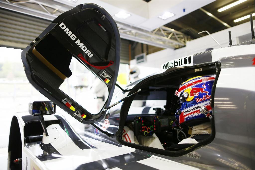 Endurance WEC Spa 2014 - Porsche 919 Hybrid n°20 - Mark Webber