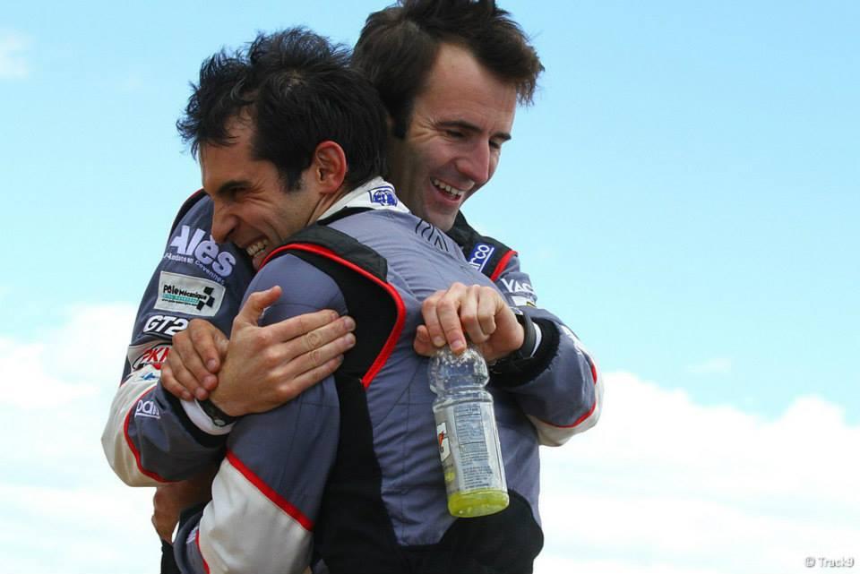 Pikes Peak 2014 - Romain Dumas et Vincent Beltoise