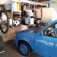 Lodus : 6 m3 de rangement modulable pour garage