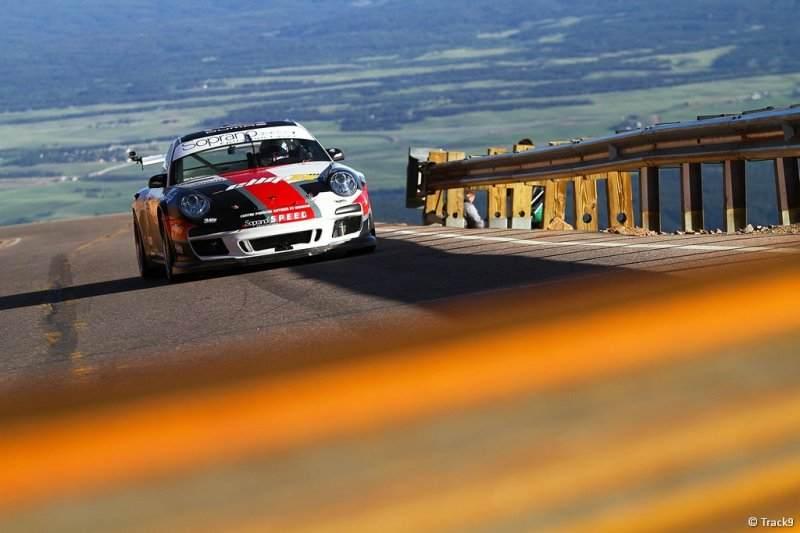 Pikes Peak 2014 - Vincent Beltoise - Porsche 911 GT3 RS RD Limited
