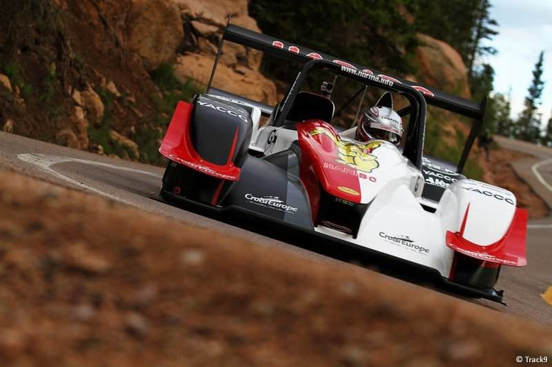 Pikes Peak 2014 - Romain Dumas - Norma 20 RD Limited