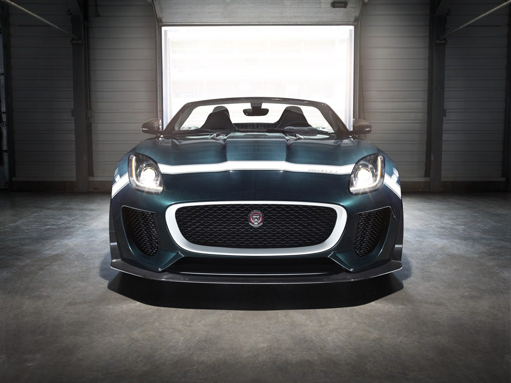 Jaguar Project F-Type 7