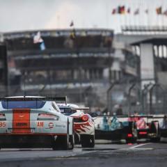24 Heures du Mans 2014 : LM GTE Am, Aston Martin devant Porsche et Ferrari