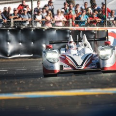 24 Heures du Mans 2014 :  LMP2, Jota Sport devant TDS Racing et Alpine
